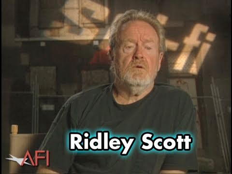 Ridley Scott On Harrison Ford As Deckard In BLADE RUNNER