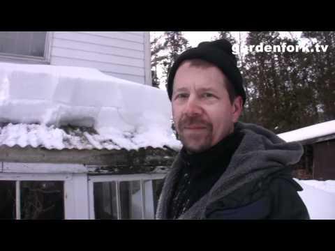 Snow Avalanche : GardenFork.TV