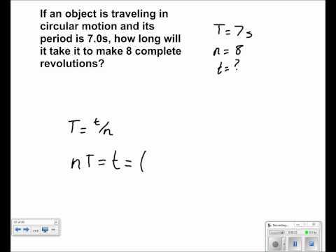 Uniform Circular Motion Presentation #6