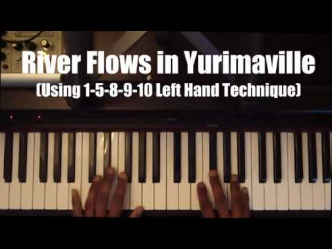 River Flows in Yurimaville - Piano Song/Piece