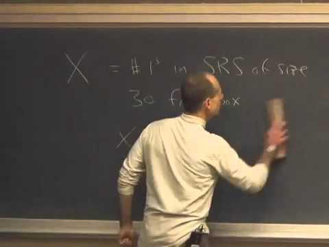 Saylor BUS204: Philip Stark Statistics 21 - Lecture 23
