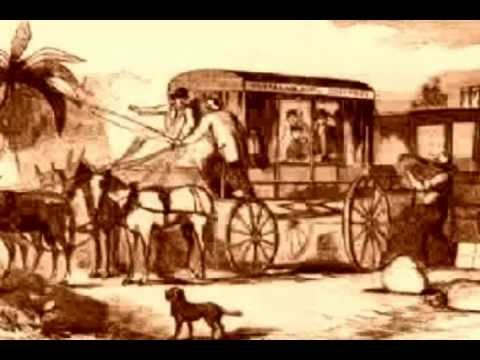 Stagecoaches and the Beginnings of Contract Mail Delivery