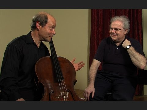Thomas Kornberg (UCSF) and Emanuel Ax: Beethoven's Cello Sonata No. 3 in A major, 1st movement
