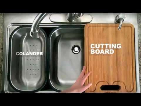 American Standard Multi Function Sink System Learning