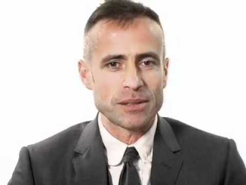 Thom Browne on Himself
