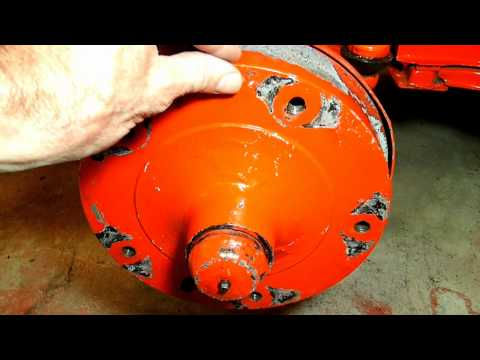 Wheel Bearing Replacement Volkswagen Beetle (add on)