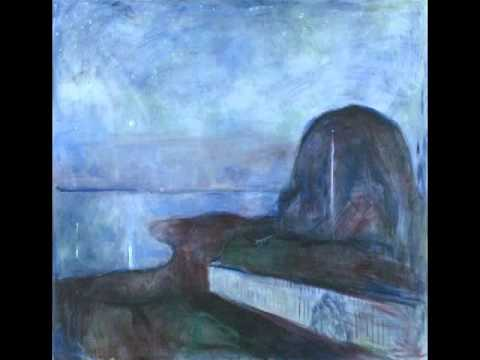 Starry Night, Edvard Munch