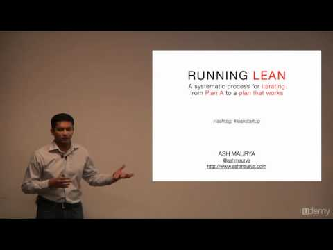 Running Lean Workshop - Introduction
