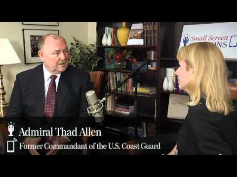 Video: Admiral Thad Allen on U.S. Interests in the Artic