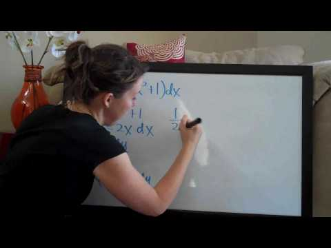 Trigonometric Integrals Example 1