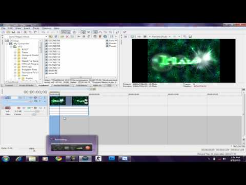 Sony Vegas PRO Tip - RAM Preview