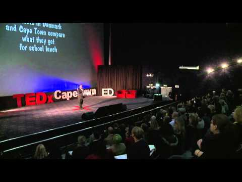 TEDxCapeTownED - Steve Sherman - The Global Classroom, Live from South Africa