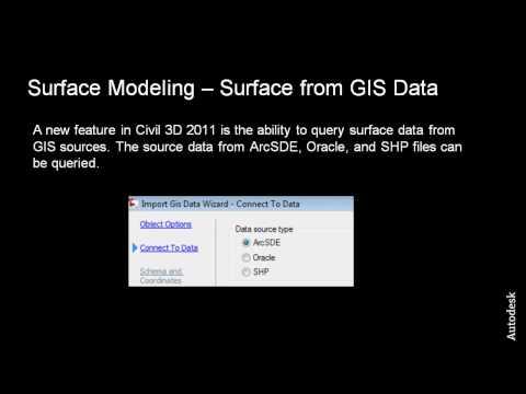 Optimizing Performance with AutoCAD Civil 3D 2011