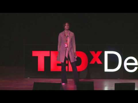 TEDxDetroit 2011 - Allie Merrick - ARTiculation: The Art of Speaking