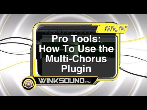 Pro Tools: How To Use the Multi-Chorus Plugin