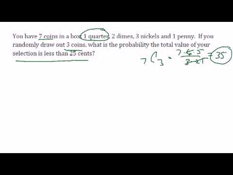 Probability Example - Coins