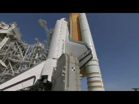 Roberto Vittori's third mission to the ISS