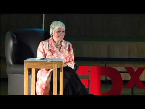 TEDxStellenbosch - Barbara Nussbaum - Sprinkling Ubuntu on Capitalism