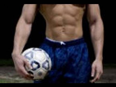 Soccer World Cup Abs Workout, Get Ripped Like Ronaldo