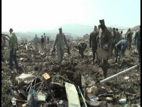 Noda Town Clean Up - Japan Tsunami