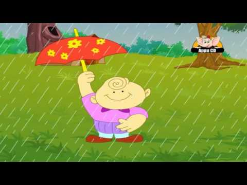 Nursery Rhyme - Please open your Umbrella