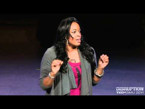 TEDxSMU 2011 - Jasmin Brand - What Tina & Ike Have in Common with Social Media