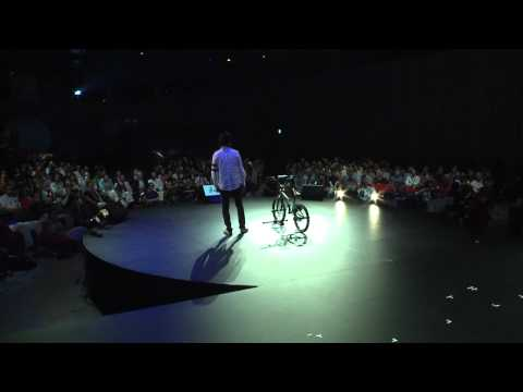 TEDxTokyo -  Turntable Rider -  21st AD & Entertainment - [日本語]