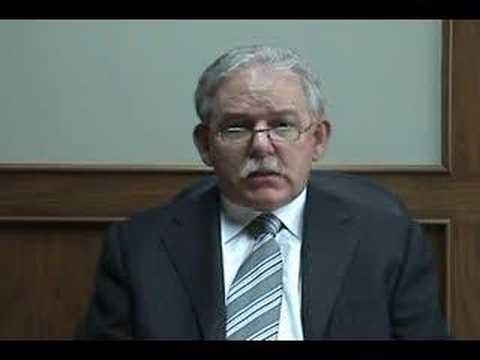 Technology Pioneer 2008 - Donald McCaffrey (Resverlogix)