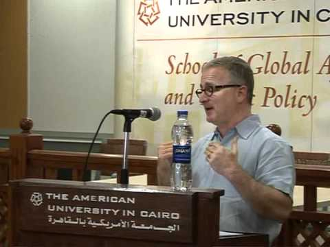 Scott Rubin discusses the future of the internet in the Arab World