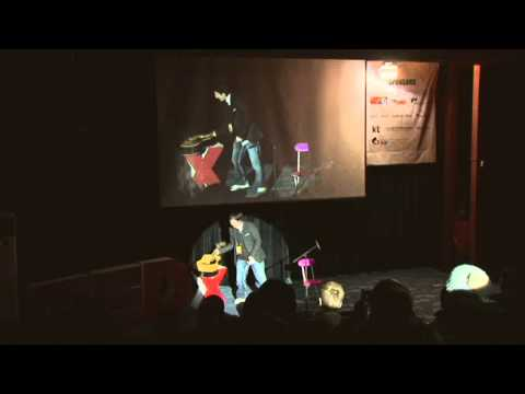 TEDxPalgong - Seoungmin Woo - From Entertainer of Outside to the Star