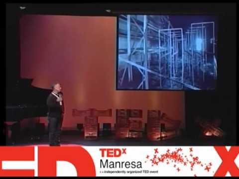 TEDxManresa - Pep Vila - La vida a tot gas