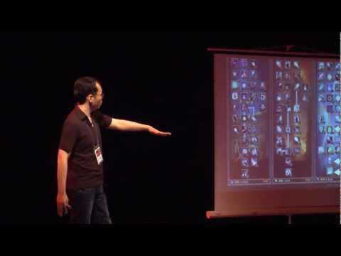 TEDxBusan - KangImSeong - Standing on the blurred border between game and reality