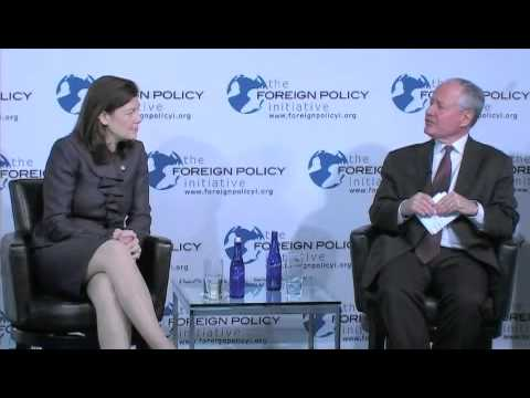 Senator Kelly Ayotte: The Future of Defense, the Military, and America's Role in the World