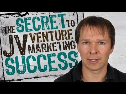 The Secret To Joint Venture Marketing Success