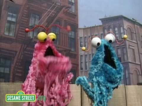 Sesame Street: Martians: Sad
