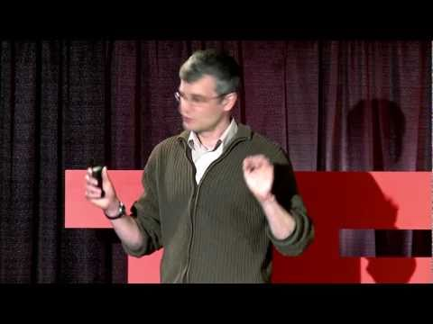 TEDxJuanDeFuca - Peter Unrau -  RNA Catalysis and the Industrial Revolution