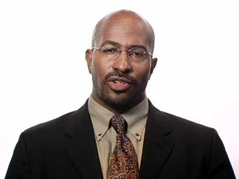 Van Jones on Green For All