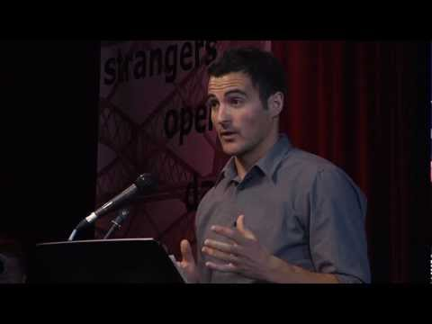 TEDxRedDeer - Andrew Kooman - Connecting to Danger