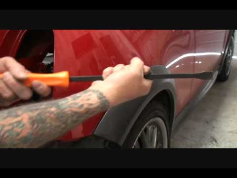 Paintless Dent Removal Made Easy-Auto Paint And Body