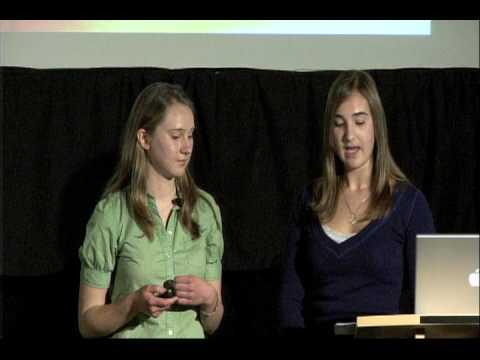 TEDxOttawa - Melissa Love & Elise Jackson - 12/06/09