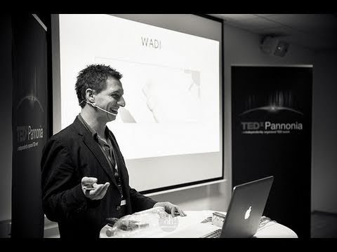 TEDxPannonia - Martin Wesian - Water is Life