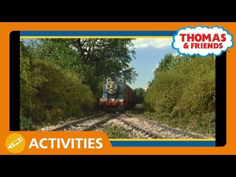 Thomas & Friends: Find a New Route Play Along