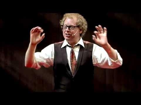 TEDxOslo - Peter Lovatt - Dance, thinking, hormones