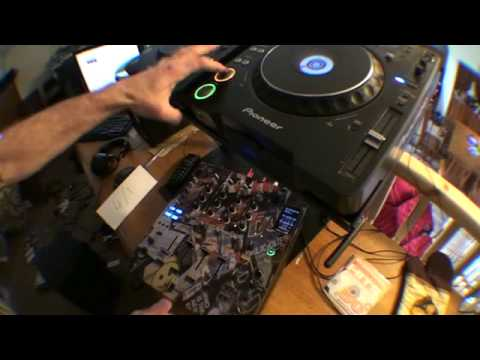 TRICK with DJM-800 loop. see video 1 for details