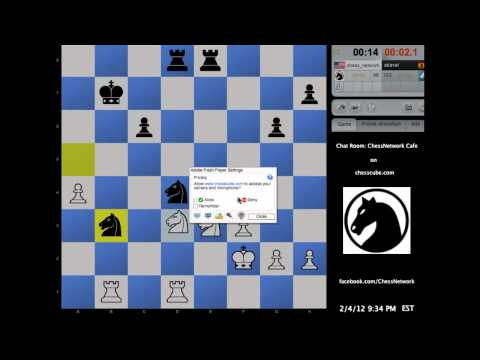 VIP Warzone Chess Tournament [5] - Twitch.tv