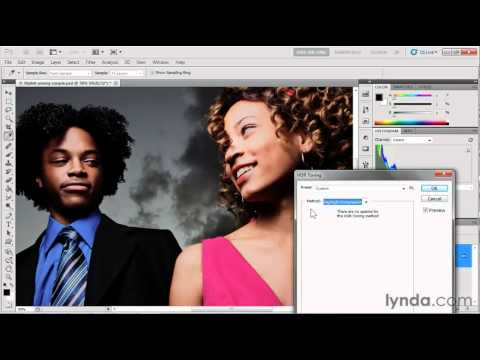 Photoshop tutorial: The Exposure and Gamma controls | lynda.com