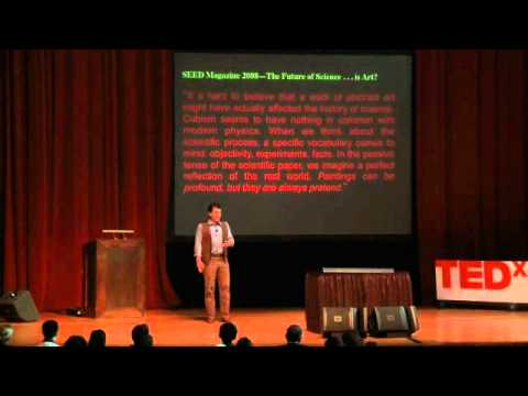 TEDxUChicago 2011 - Paul Sereno - Art in Science