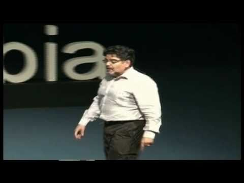 TEDx Arabia talk - Dr.Naif AlMutawa - The 99