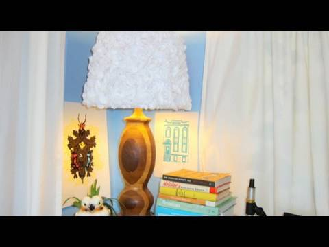 Structural Blossom Lamp, DIY Lighting, Decor it Yourself