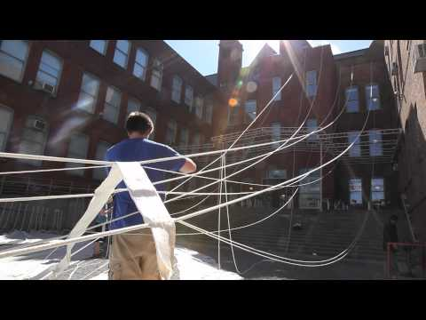 "YAP at MoMA PS1: ""Holding Pattern"" by Interboro Partners"